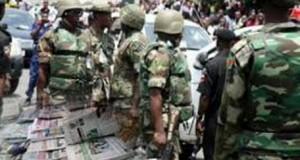 BRT BUS KILLS SOLDIER