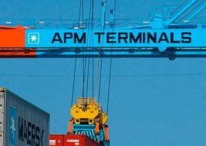 APM Terminals records profit bump