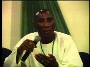 Capt. Labinjo Declares For NISA Presidency