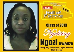 Ngolising Ngozi Nwanze is mms plus woman of fortune
