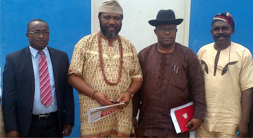 NIFFCB Seeks Synergy with Freight Forwarding Associations