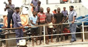 Niger Delta: Navy Apprehends Indian, Ghanaian Nationals For Oil Theft