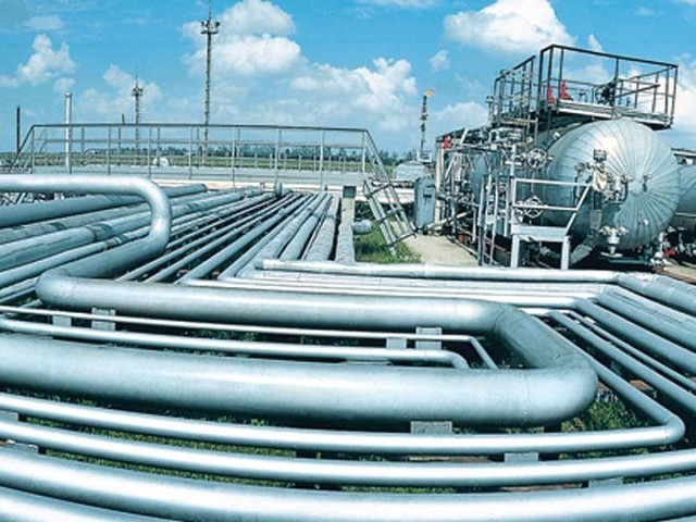 Poor Gas, Power Supply Ground Manufacturing Sector