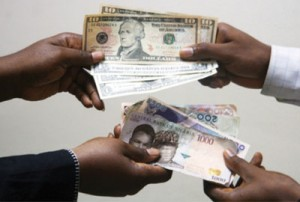 Naira Crashes To 300 Against Dollar