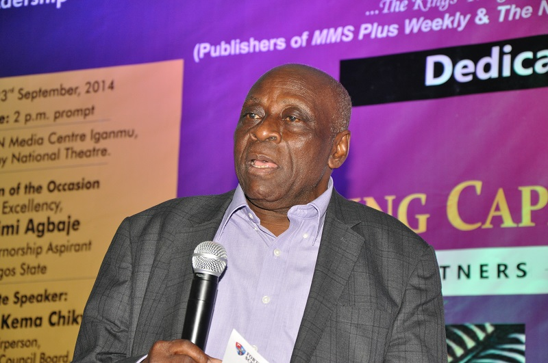 Folarin Urges Nigeria To Balance International Trade