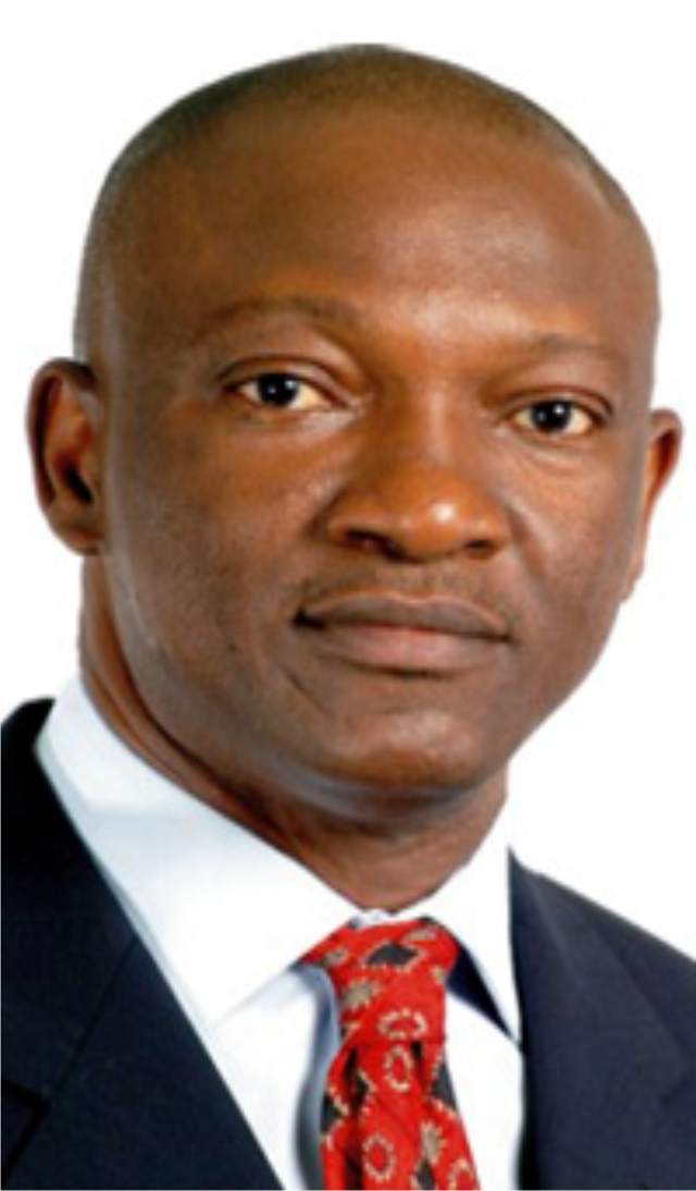 Jimi Agbaje To Chair 2014 MMS Hall Of Fame