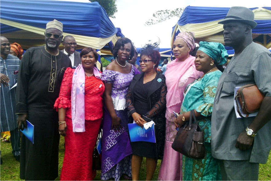 Mfon Usoro Buries Father