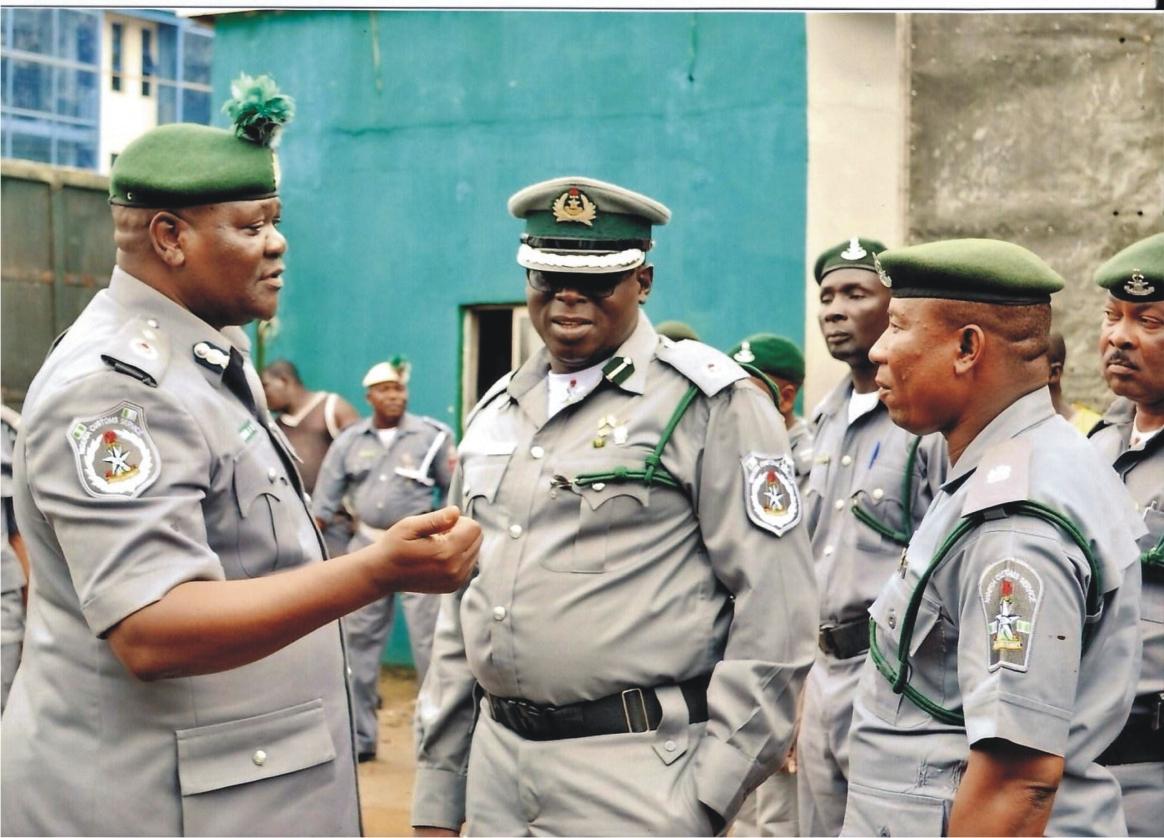 Customs FOU Zone 'A' Intercepts Vehicles Worth N186 Million