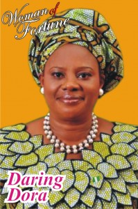 Prof. Dora Akunyili, mms plus weekly ng woman of fortune this week