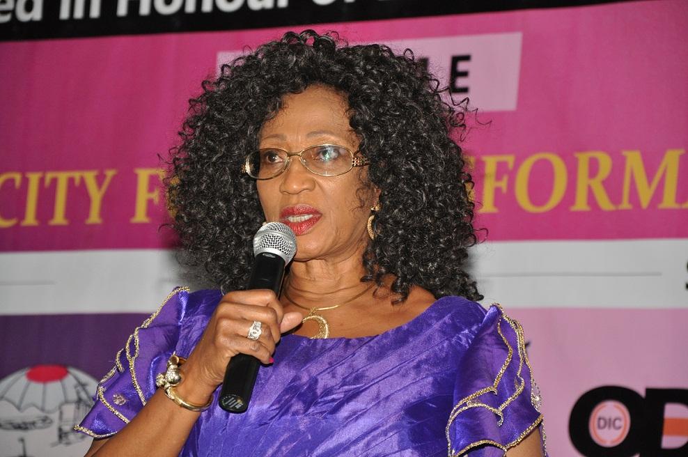 Kema Chikwe Seeks Early Women Involvement In National Development