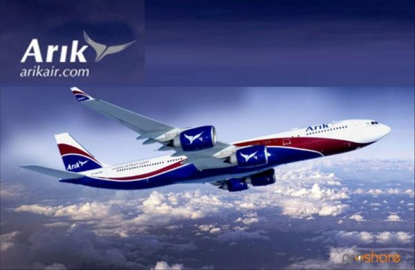 Aircraft Maintenance: Arik Air Reduces Number Of Flights