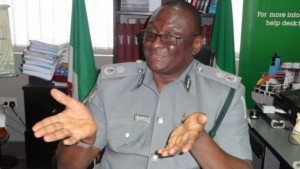Seme Customs Hits highest Revenue In Two years