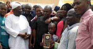 Solochus Bags Double Awards