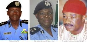 Nigerian Police Chief: A Missing Trust