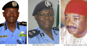 Nigerian Police Chief: A Missing Trust