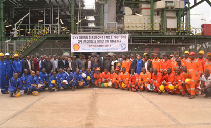 Nigeria: Stakeholders Impressed As DNL Unveils 2,700 Tons Made-In Nigeria CPF Modules