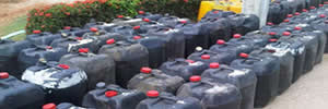 Nigeria Navy Impounds 2,000 Gallons Of Petroleum Products