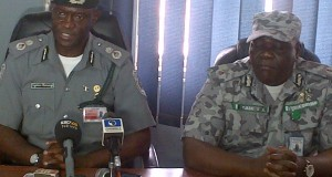 Customs Describes Clearing Agents As Terrorists