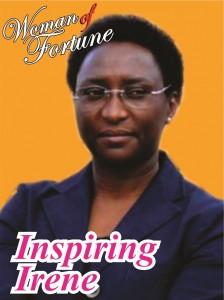 Inspiring Irene