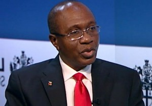 Emefiele Vows To Defend Naira On Falling Oil Prices
