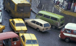 Where Is The Transport Regulator?