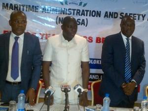 Oil Theft, Piracy Defile NIMASA, Security Agencies' Efforts