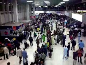 Customs Re-Opens Terminals At MMIA: CAC Sacked!