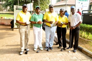 Maritime Golf Competition: SIFAX Dusts Contenders