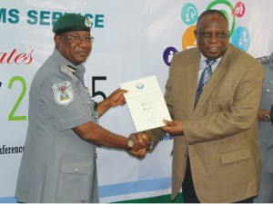 SAHCOL Receives Outstanding Terminal Award Of The Year
