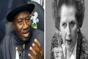 Jonathanomics: Reliving Margaret Thatcher in Nigeria