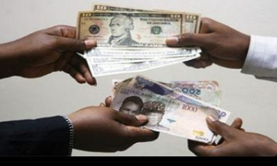 Naira slumps further, exchanges for 570/$