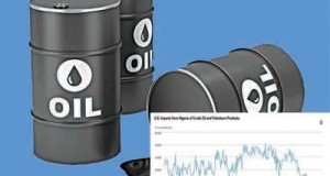 Crude oil prices edge above Nigeria's 2015 benchmark