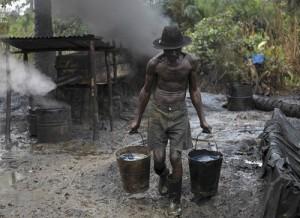 Chevron, Others Lost 160m Barrels To Crude Theft- NEITI