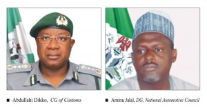 Customs: Import Levy And Burden Of Trust