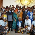 WISTA-Nigeria was ably represented at the Women in Maritime Africa (WIMAfrica) conference and the Africa Union (AU) Summit in Addis Ababa, Ethiopia during the Launch of the 2015 decades of African Seas and Oceans as well as the celebration of the Africa Day of the Seas and Oceans at the AU Headquarters. Jean Chiazor Anishere emerged the vice-president of WIMAfrica while Promise Anaroke, a member of one the high-powered committees.