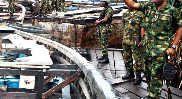 Oil: Nigerian Navy Laments Loss Of 277,040 To Illegal Bunkering
