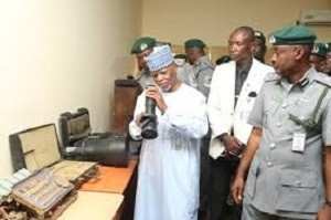 Ali Pledges To Maintain Standard Of Customs Staff College