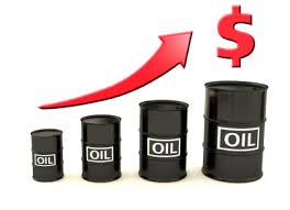 Rise In Oil Prices As U.S. Drilling Declines