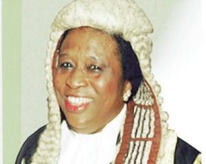 Jean Honours Justice Ukeje