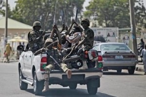 Army Restates Commitment To Fight Oil Thieves