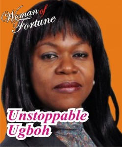 Unstoppable Ugboh