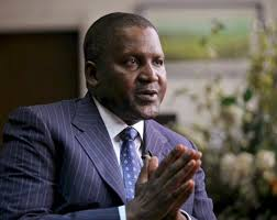 Dangote to invest $450m in agric in Niger State