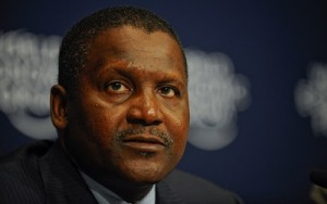 Dangote To Triple Nigeria's Gas Consumption