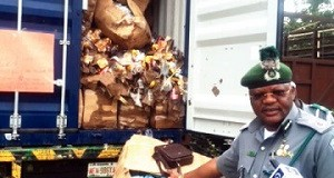 Customs Seize Fake Drugs, Furniture Worth N226m In Owerri