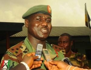 Buratai, Army Chief Seeks NIMASA's Co-operation