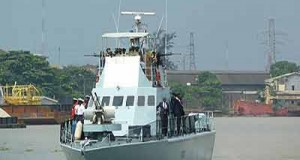 Maritime Security: Managing the Nigerian Navy