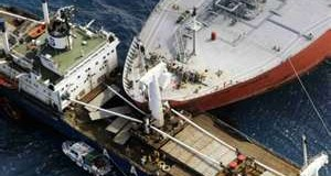 3 Rescued 8 Missing From Vessel Collision