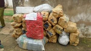 Customs Intercepts 576kg Of Narcotics Intercepted At Apapa Ports