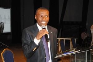 minister of Niger Delta Affairs Pastor Usani Usani