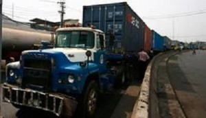 NPA Surveillance Team Impounds Rickety Trucks In Lagos